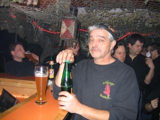 20 Berghexentaufe 2004