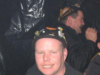 21 Berghexentaufe 2004