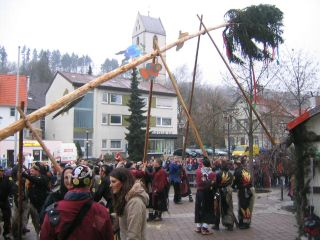 34 Rathaussturm 2006
