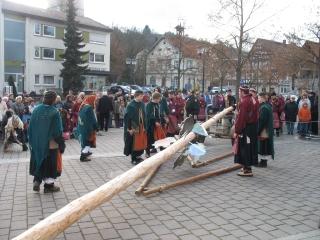 58 Rathaussturm 2008