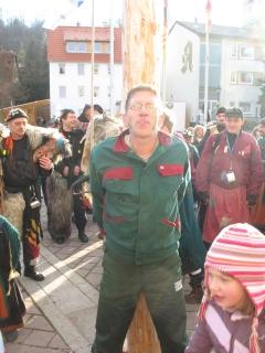 60 Rathaussturm 2008