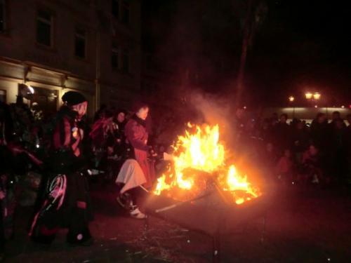 Verbrennung 2013